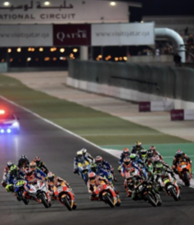 قطر تستضيف أول سباقين في موسم موتو جي بي لعام 2021
