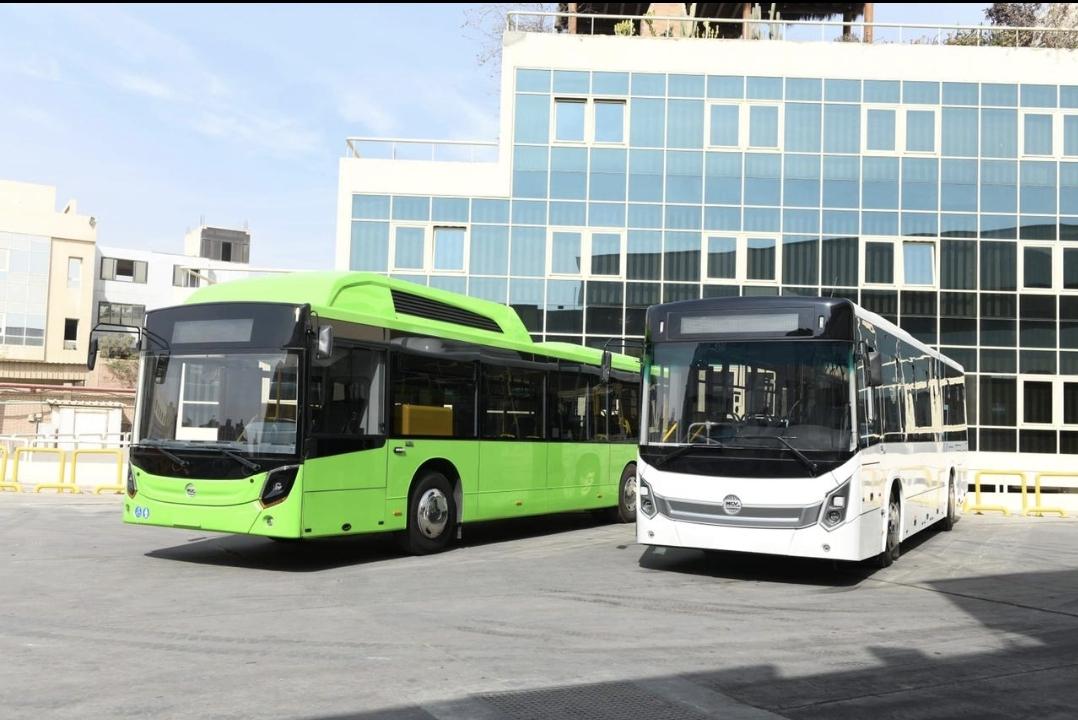 شركة وسائل النقل  MCV  تقدم للسوق  المصرى  أوتوبيساتها  من الغاز والكهرباء
