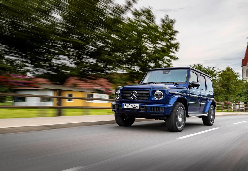 مرسيدس-بنز ايجيبت تتوسع في فئة سيارات الـ SUV الفاخرة وتطرح السيارة G-Class الجديدة