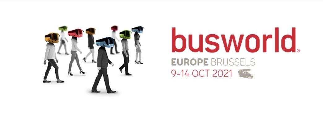 رسالة من فريق Busworld: تم إلغاء Busworld Europe 2021