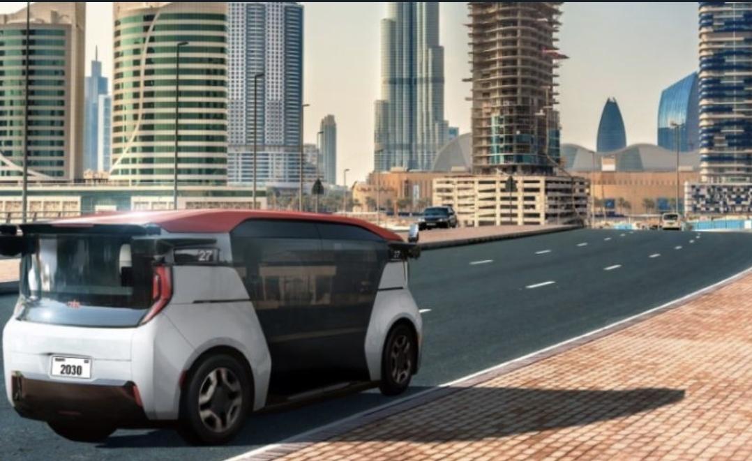 توقيع اتفاقية لتشغيل سيارات جنرال الموتورز ذاتية القيادة في دبي