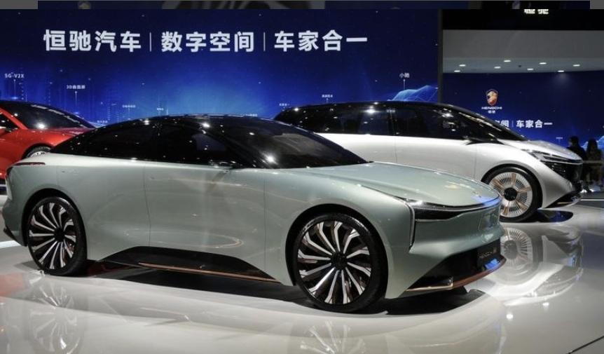 شركة صينية قيمتها المالية تتعدى فورد وجنرال موتور ولم تبيع سيارة واحدة حتى الآن