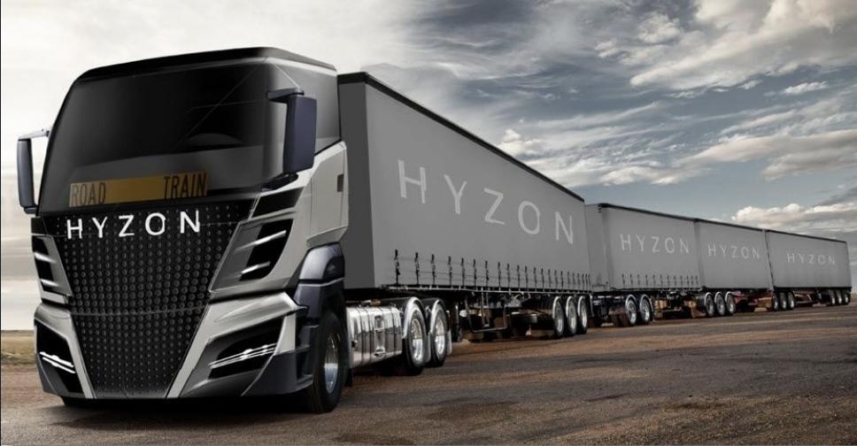 نيوم تعلن عن اتفاقية لبناء 10,000 مركبة هيدروجينية سنوياً في المملكة