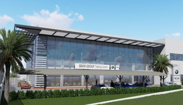 BMW Group Middle East unveils brand-new, state-of-the-art Training Centre in Dubai during UAE Innovation Month.