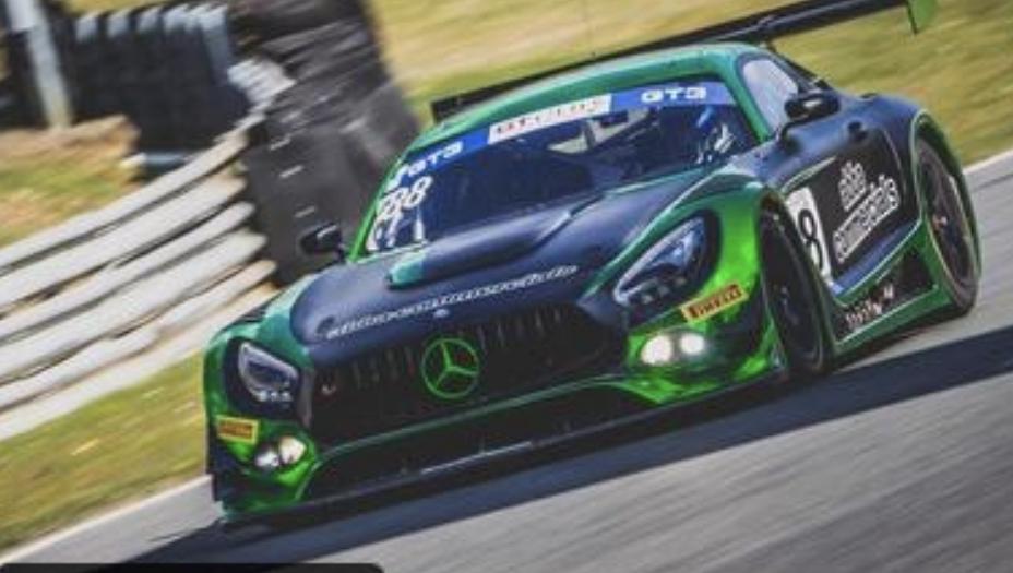 مرسيدس AMG تحتفل بالفوز رقم 500 على حلبات السيارات