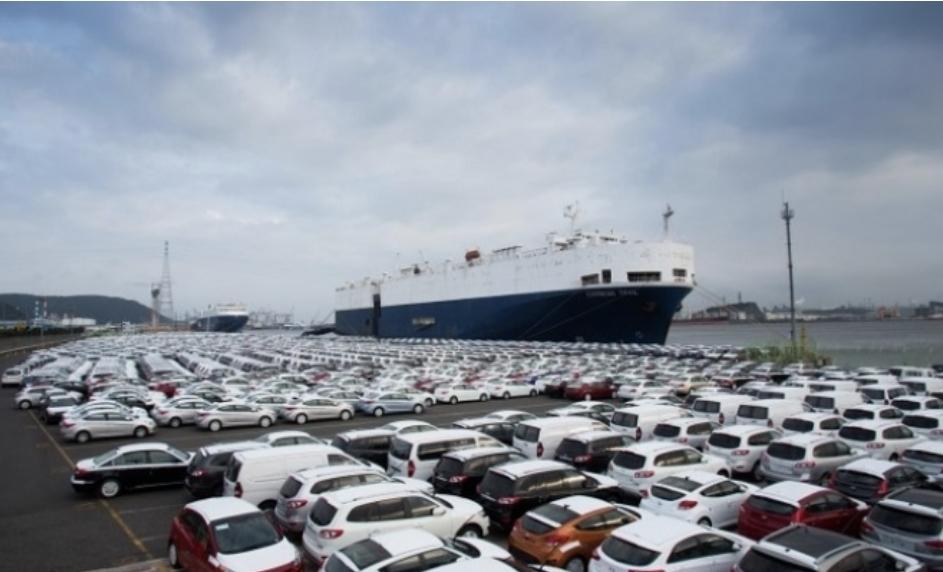 صادرات السيارات الكورية ترتفع بنسبة 53 في المئة خلال شهر أبريل