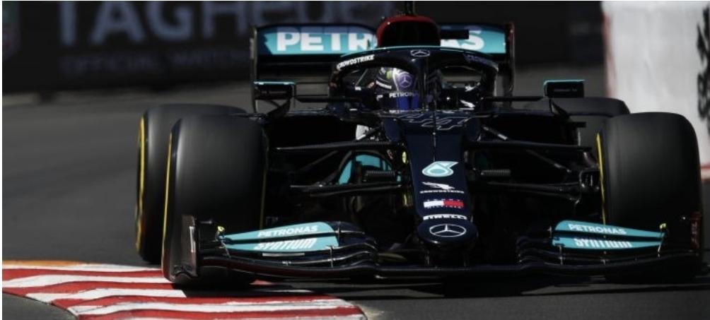 هاميلتون يستبعد المنافسة على الفوز بسباق موناكو