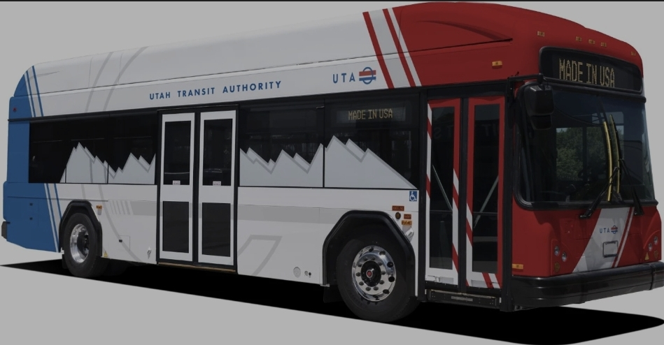 GILLIG awarded electric bus contract for UTA, Park City Transit