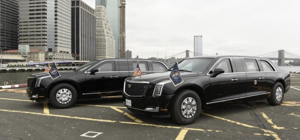 الرئيس الأمريكي يريد تحويل السيارة الرئاسية إلى المحركات الكهربائية