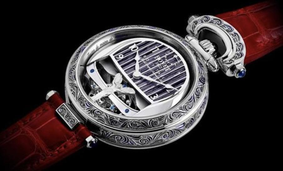 رولز رويس تقدم ساعة حصرية لمالكي طراز بوت تيل الأغلى في التاريخ