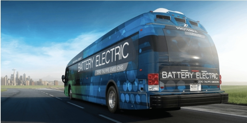 USA grants funding for electrified buses