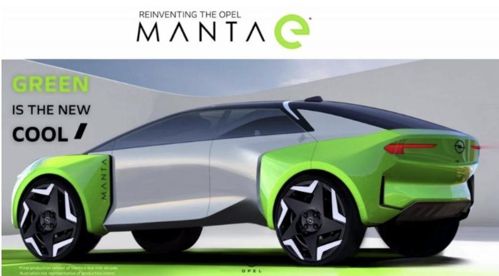 أوبل ستُصبح شركة سيارات كهربائية بالكامل بحلول 2028