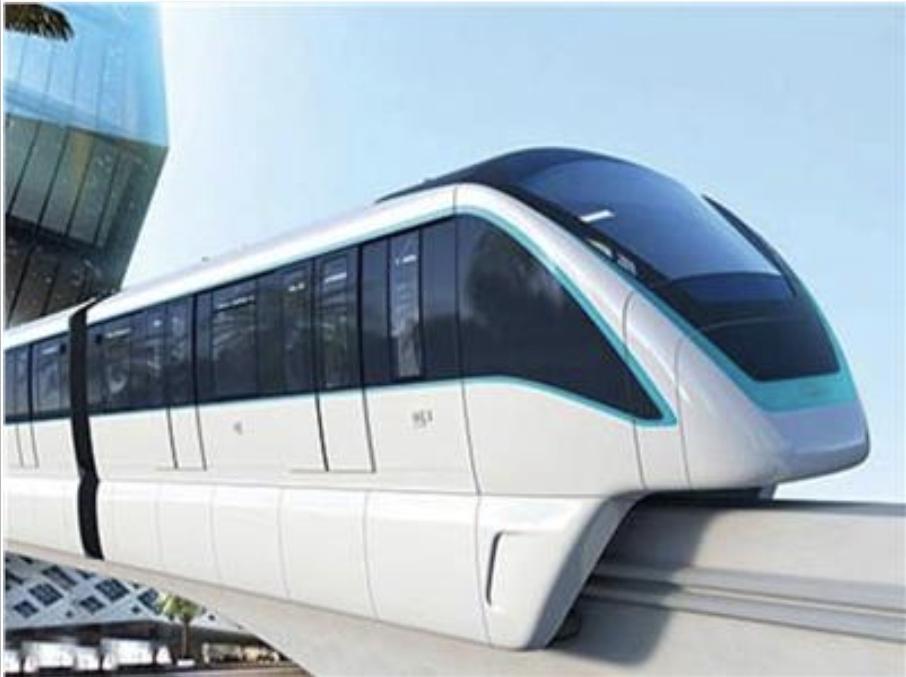مشروعات للرئيس.. كتبت في التاريخ... مترو أنفاق موتوريل.. قطار كهربائي.. تحيا مصر