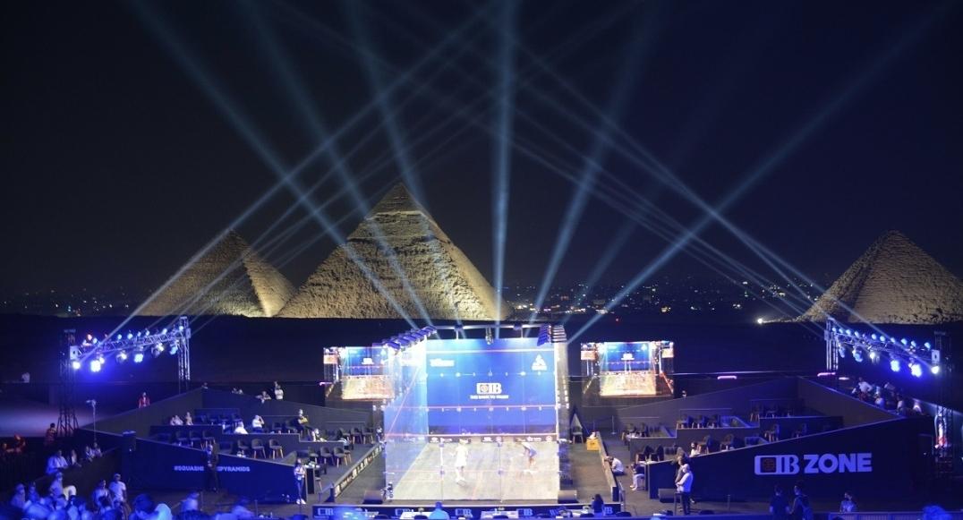هيونداى الراعى الرسمى لبطولة سى اى بي مصر المفتوحة الدولية للاسكواش البلاتينية