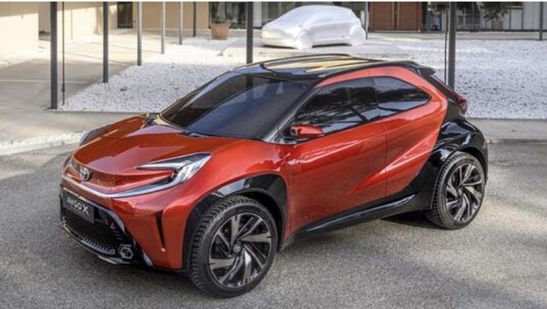 تويوتا تطرح واحدة من أجمل سيارات الكروس أوفر قريبا