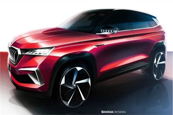 سكودا تكشف عن Vision GT في معرض Shenzen يونيو القادم