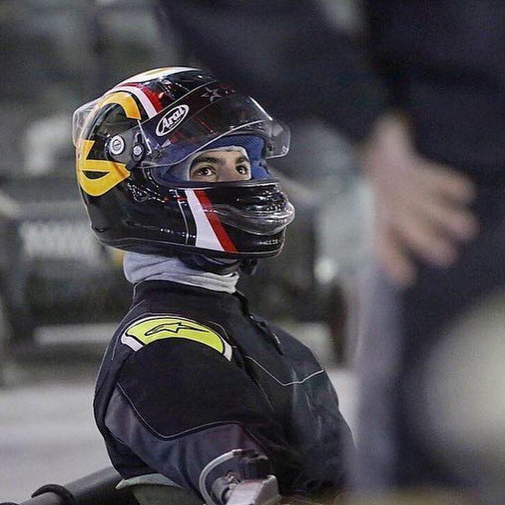 فاروق رامي جاد يتوج تصدره لسباقات روتاكس ماكس تشالنج