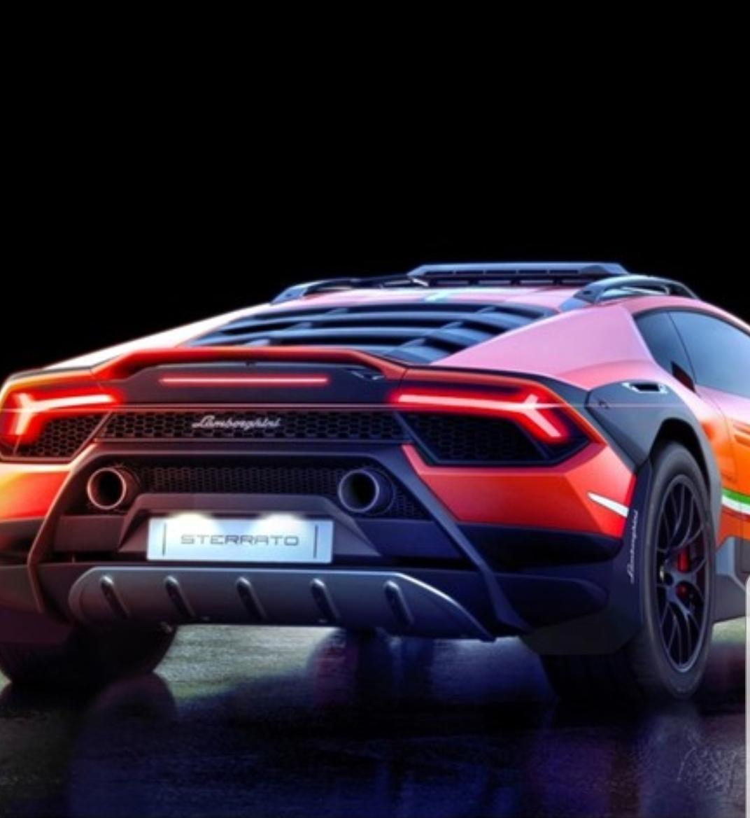 Automobili Lamborghini conquers new territory with the Huracán Sterrato Concept