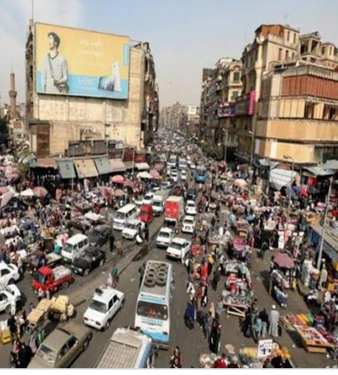 القاهرة ازحم مدينة عالمية لعام 2018