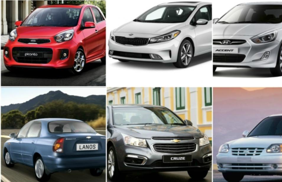 مبيعات السيارات تواصل التراجع في النصف الاول من 2019