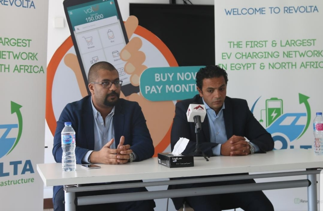 REVOLTA EGYPT  SIGNS NEW PARTNERSHIP AGREEMENT WITH MENA's FINTECH INNOVATION OF THE YEAR, VALU
