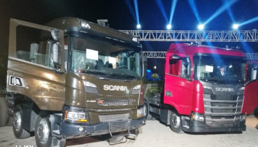 الهندسية للسيارات (SMG) تطرح أحدث أجيال شاحنات سكانيا بالسوق المصرية