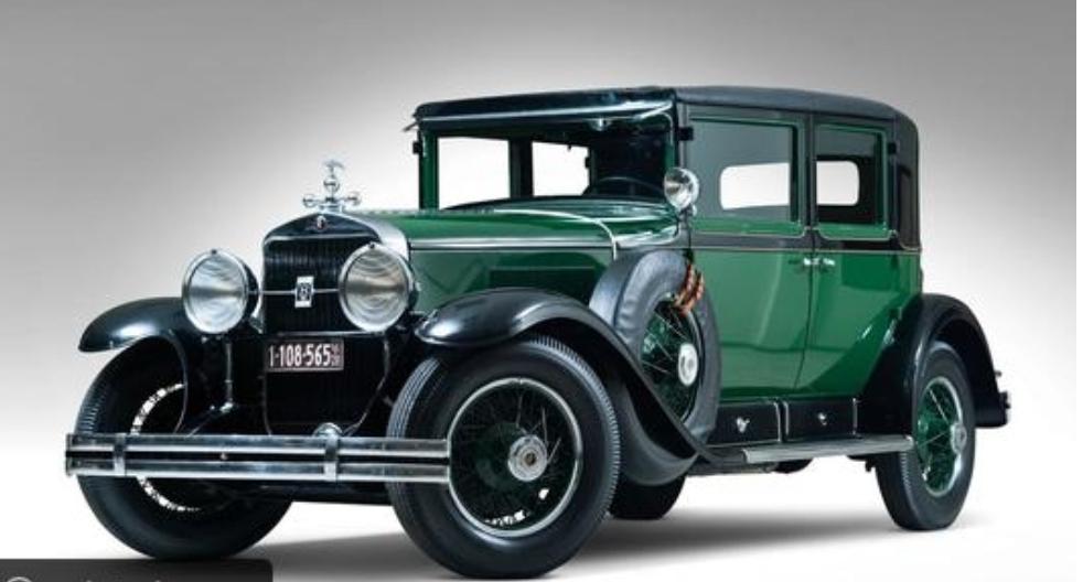 سيارات أبرز المجرمين عبر التاريخ.. ال كابونى.. ال تشابو.... ال سكوبار