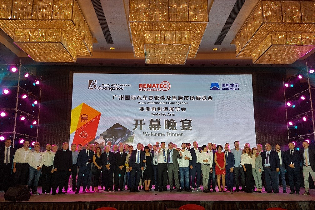 Autopromotec: mission in China The automotive industry opens the way for the