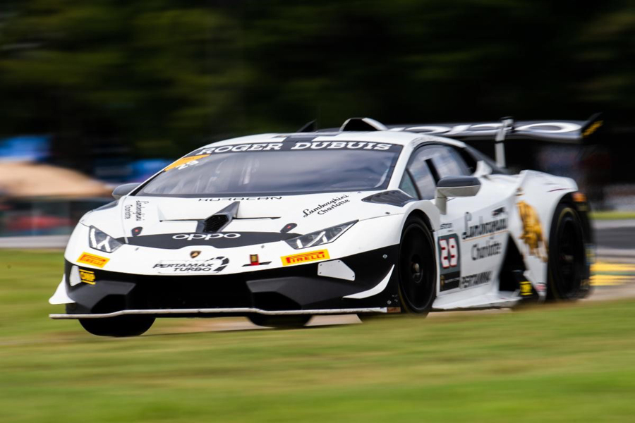 Lamborghini Super Trofeo Season Comes To An End In Spain