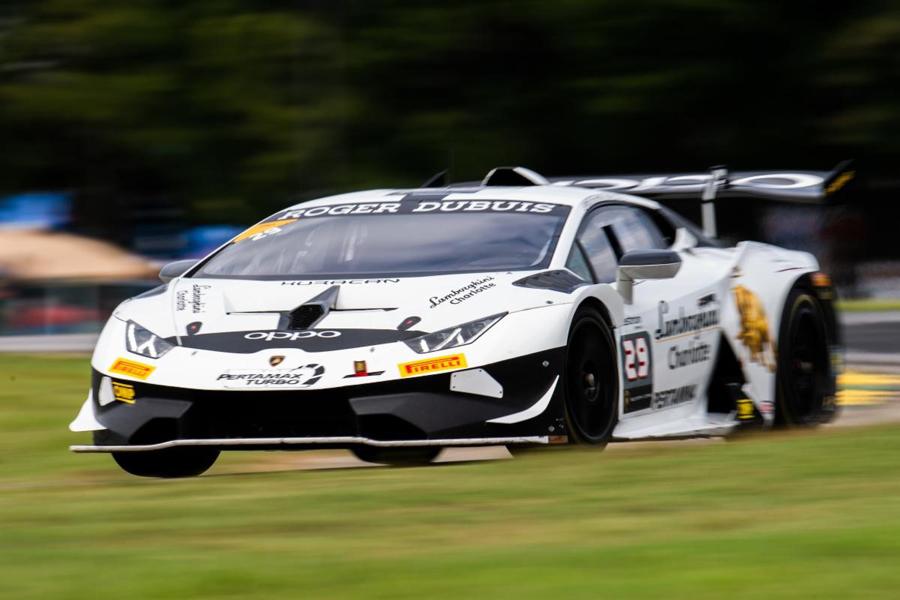 Lamborghini Super Trofeo Season Comes To An End In Spain