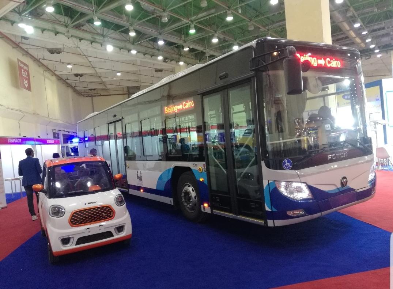 إنطلاق الدورة الأولى من معرض إيجى ترافيك – القاهرة 2019