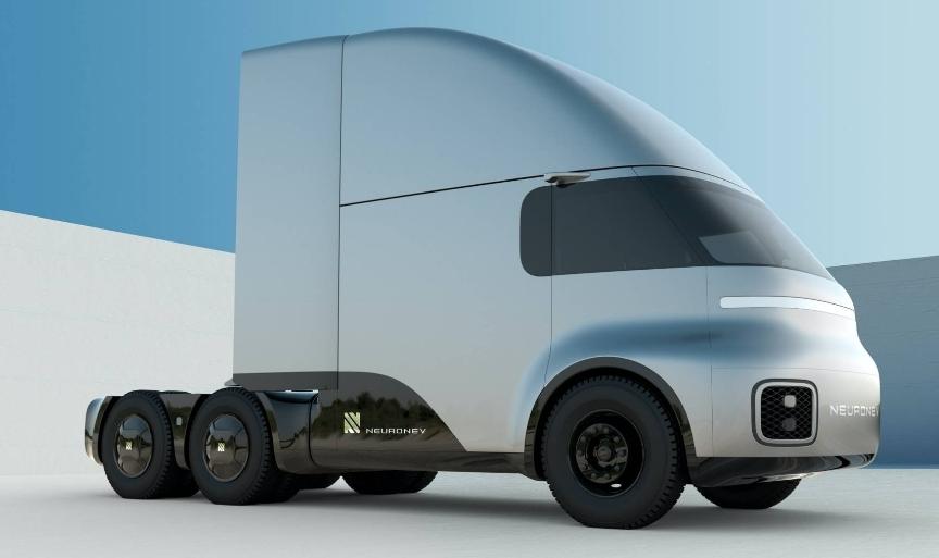 شركة صينية تكشف عن بيك اب وشاحنة كهربائيتين لمنافسة تيسلا