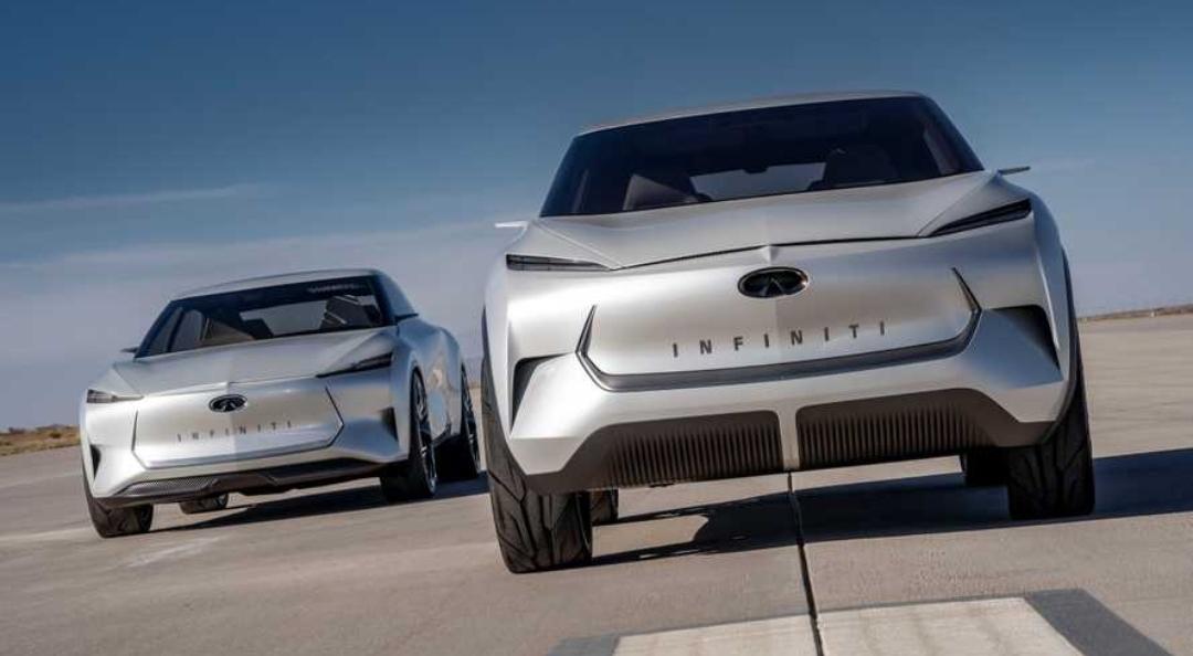 انفينيتي تعمل على نوعين مختلفين من المحركات الكهربائية لسياراتها المستقبلية بواسطة عمر محمد